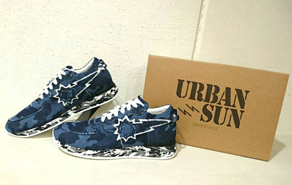 RESOUND CLOTHING×URBAN SUNコラボスニーカー☆