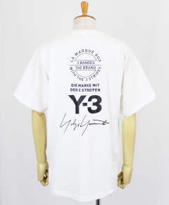 Tシャツ / SS TEE STREET / [CY6970] / C,WHITE