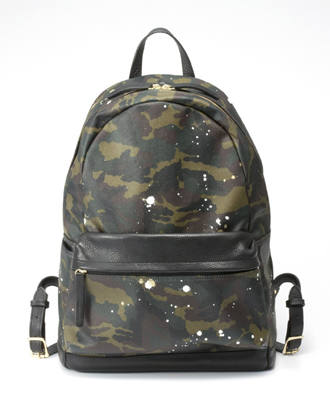 迷彩バックパック / CAMO BACK PACK / [GB1994-BP-BLACK]