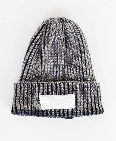 ニットキャップ KNIT CAP GREY [RC-BASIC-CAP4 GREY]