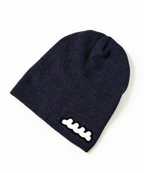 ACANTHUS×muta / COOL MAX KNIT CAP / クールマックスニットキャップ / navy / [MA1912]