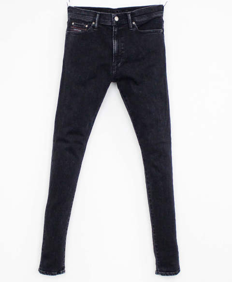 RC11 LOAD DENIM / BLACK A [RC11-SSK-004-BLACK A]