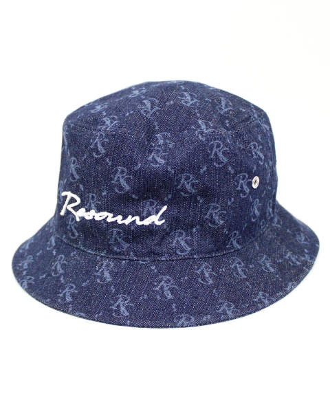 bucket hat / D.INDMONO [RC-BASIC-CAP17-D.INDMONO]