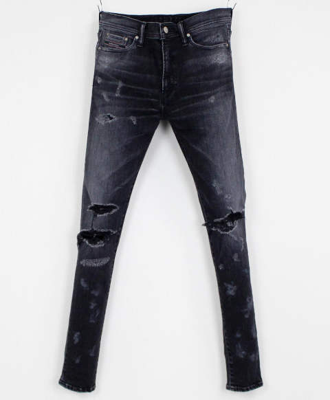 RC11 LOAD DENIM / BLACK B [RC11-SSK-004-BLACK B]