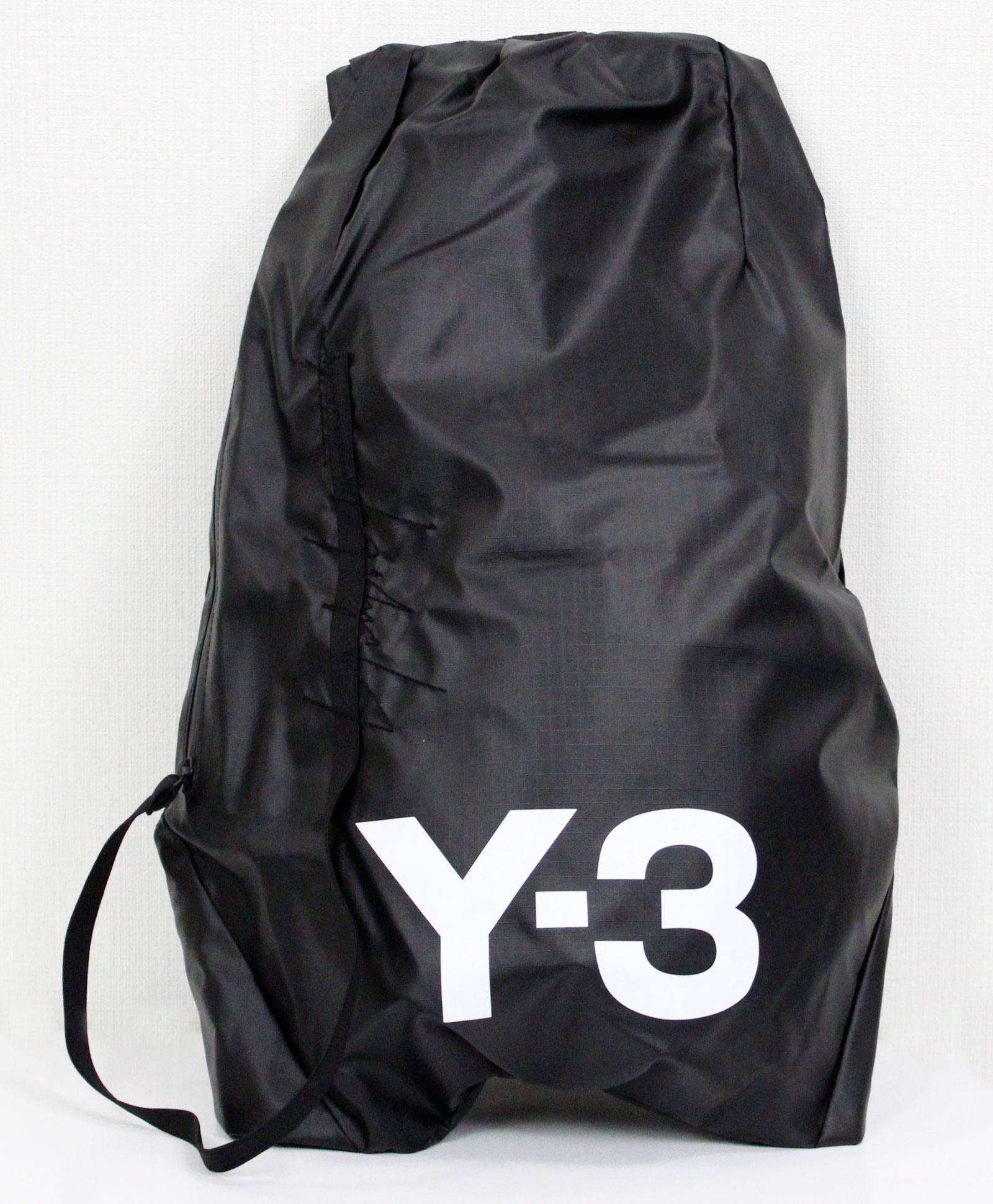 bf428fa3ff3e Y-3 - バックパック / Y-3 YOHJI BP II / [DY0517-ACCS19] / BLACK   MAVERICK GROUP  ONLINE STORE