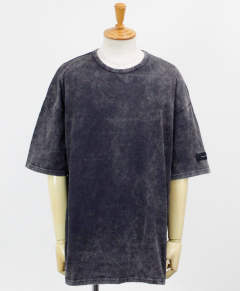 ROCESSING LOOSE TEE / BLKUSED【RC13-T-002】
