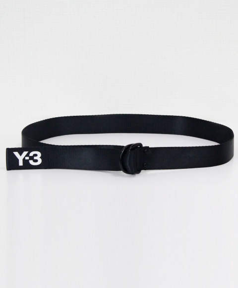 リングベルト LOGO BELT [FH9339-ACCA19] BLACK