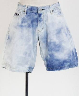 DENIM SHORTS / IND B [RC8-HP-013]
