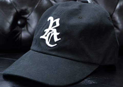 RESOUND CLOTHING / リサウンドクロージング / RC low cap / BLACK [RC14-A-001]