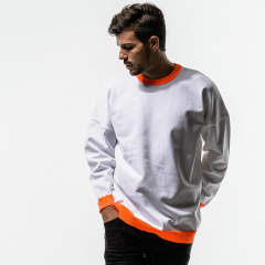 RESOUND CLOTHING / リサウンドクロージング / Jersey loose sweater / WHORANGE [RC14-K-003]