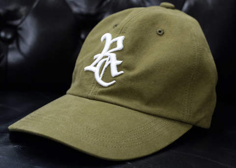 RESOUND CLOTHING / リサウンドクロージング / RC low cap / KHAKI [RC14-A-001]