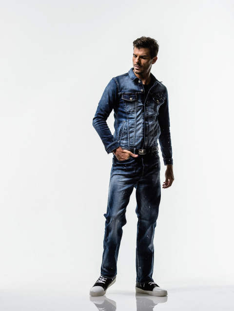 ★LEON1月号掲載★RESOUND CLOTHING / リサウンドクロージング / 3RD ALL IN ONE DENIM / INDUSED [RC14-TN-001]