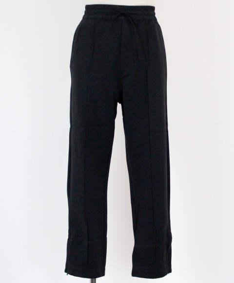 トラックパンツ M CLASSIC STRAIGHT LEG TRACK PANTS [FN3383-APPS20] BLACK