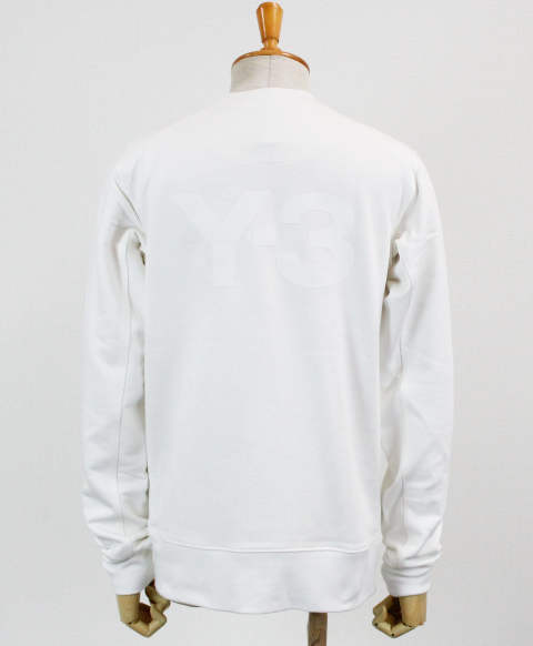 ロゴ スウェット M CLASSIC BACK LOGO CREW SWEATSHIRT [FN3372-APPS20] CORE WHITE