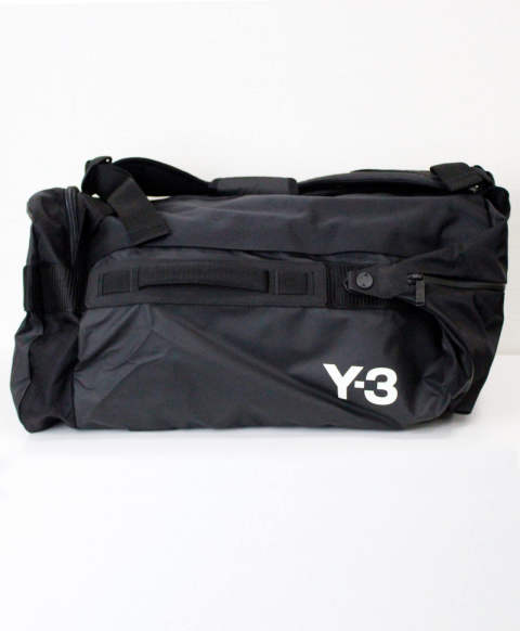 2wayバッグ Y-3 HYBRID DUFFLE [FQ6966-ACCS20] BLACK 852A/CORE WHITE 076A