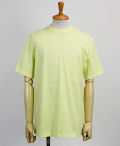 ロゴ S/S Tシャツ M CLASSIC CHEST LOGO SS TEE [FR9504-APPS20] YELLOW